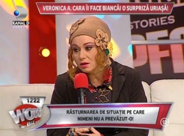 Cine este Veronica A. Cara