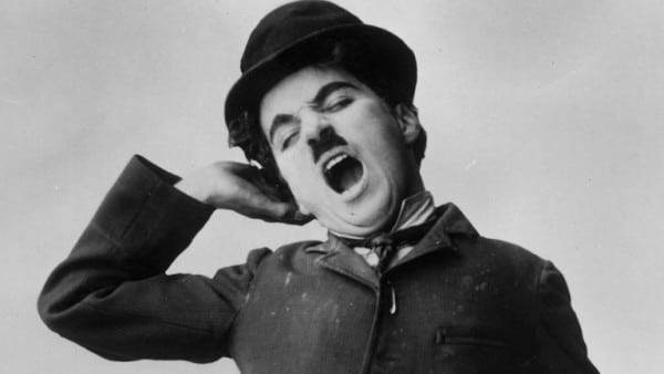 "Charles Spencer ""Charlie"" Chaplin"