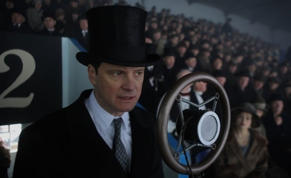 Colin Firth si Discursul Regelui