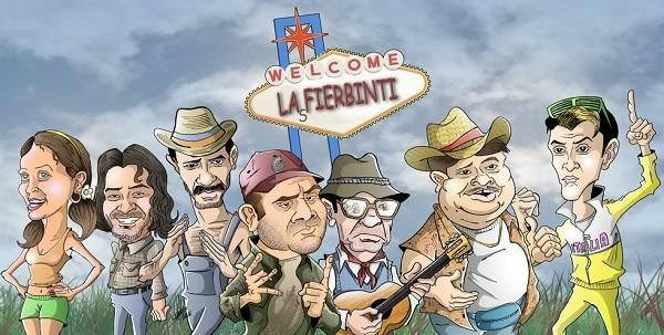 Actorii din Las Fierbinti