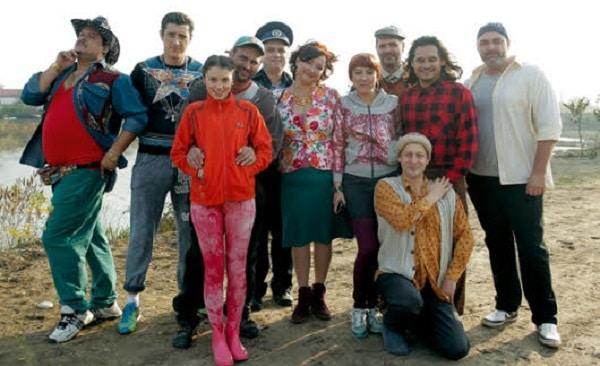 Actorii din serialul Las Fierbinti